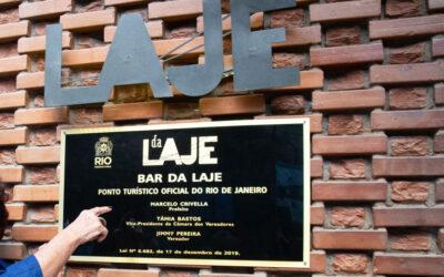 É oficial! O Bar da Laje é o mais novo ponto turístico do Rio de Janeiro.